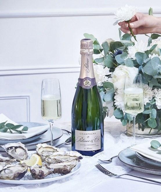 Champagne Extra Réserve en étui