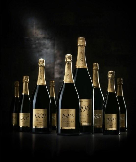 Champagne Vintage 1999 en coffret
