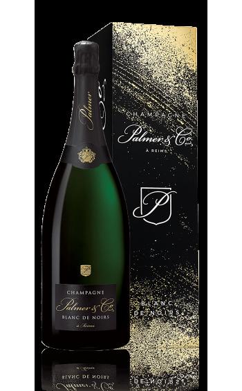 Champagne Blanc de Noirs Magnum en étui