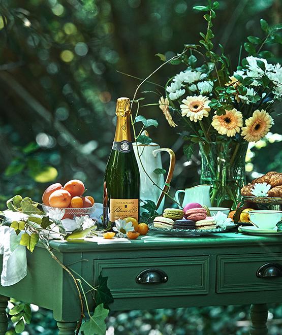 Champagne Nectar Réserve en étui