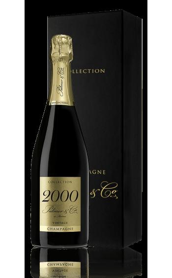 Champagne Vintage 2000 en coffret