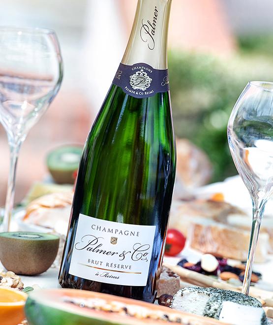 Coffret Champagne Duo Brut & Rosé