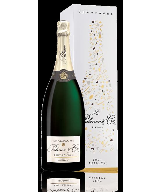 Champagne Brut Réserve Magnum en étui