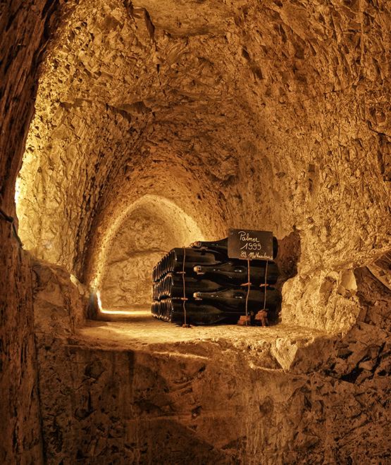 Champagne Brut Réserve Nabuchodonosor en coffret