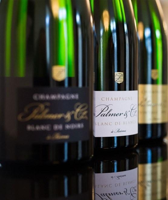 Coffret Champagne Spécialités 3 bouteilles