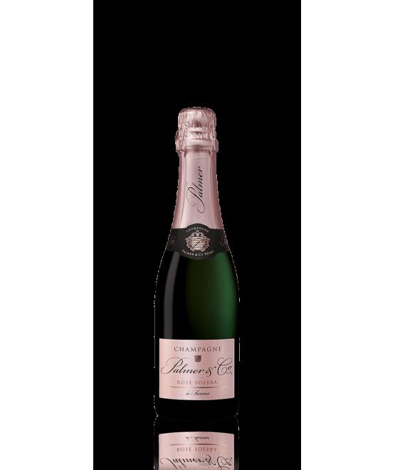 Champagne Rosé Solera Demi-bouteille
