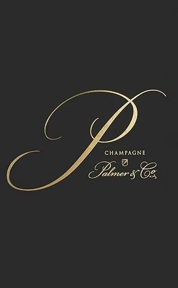Coffret Champagne Duo Black & White - Mise en situation