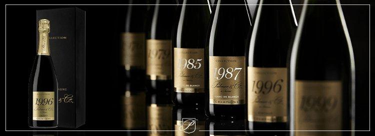 Offrir champagne année