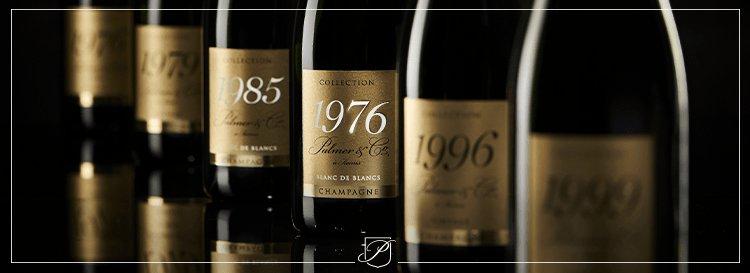 Déguster le vintage 1976 Palmer & Co et les millésimes anciens
