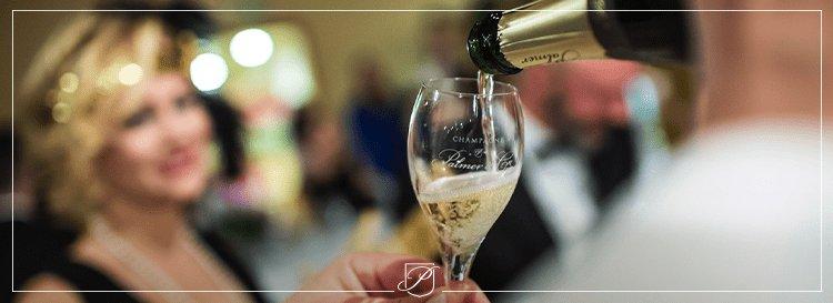 Bien servir et accorder le champagne vintage 2003 Grands Terroirs