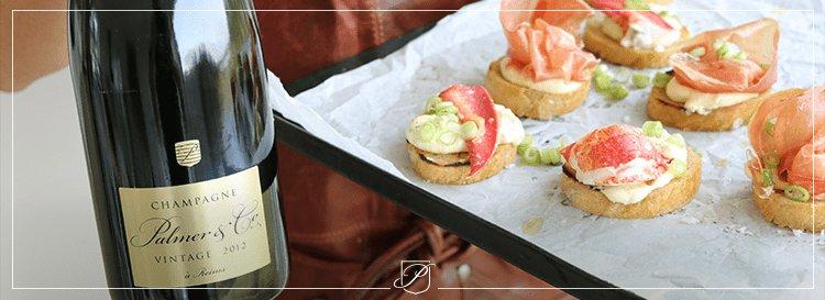 Accord mets-vins : vintage 2012 Palmer & Co
