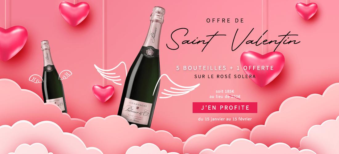 Offre Saint-Valentin !